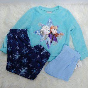 Disney's Frozen 3 piece set sweater leggings